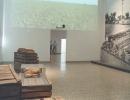 L'allestimento del museo