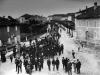 Funerale civile a Fontanelle negli anni 20