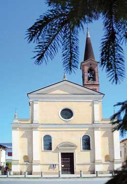 La Chiesa dei santi Michele e Bartolomeo